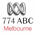 Logo for ABC 774