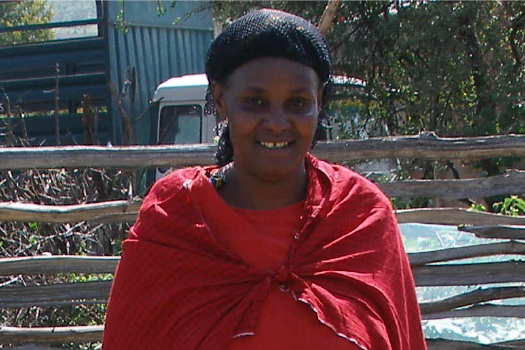Imafe of Ester Kivuyo